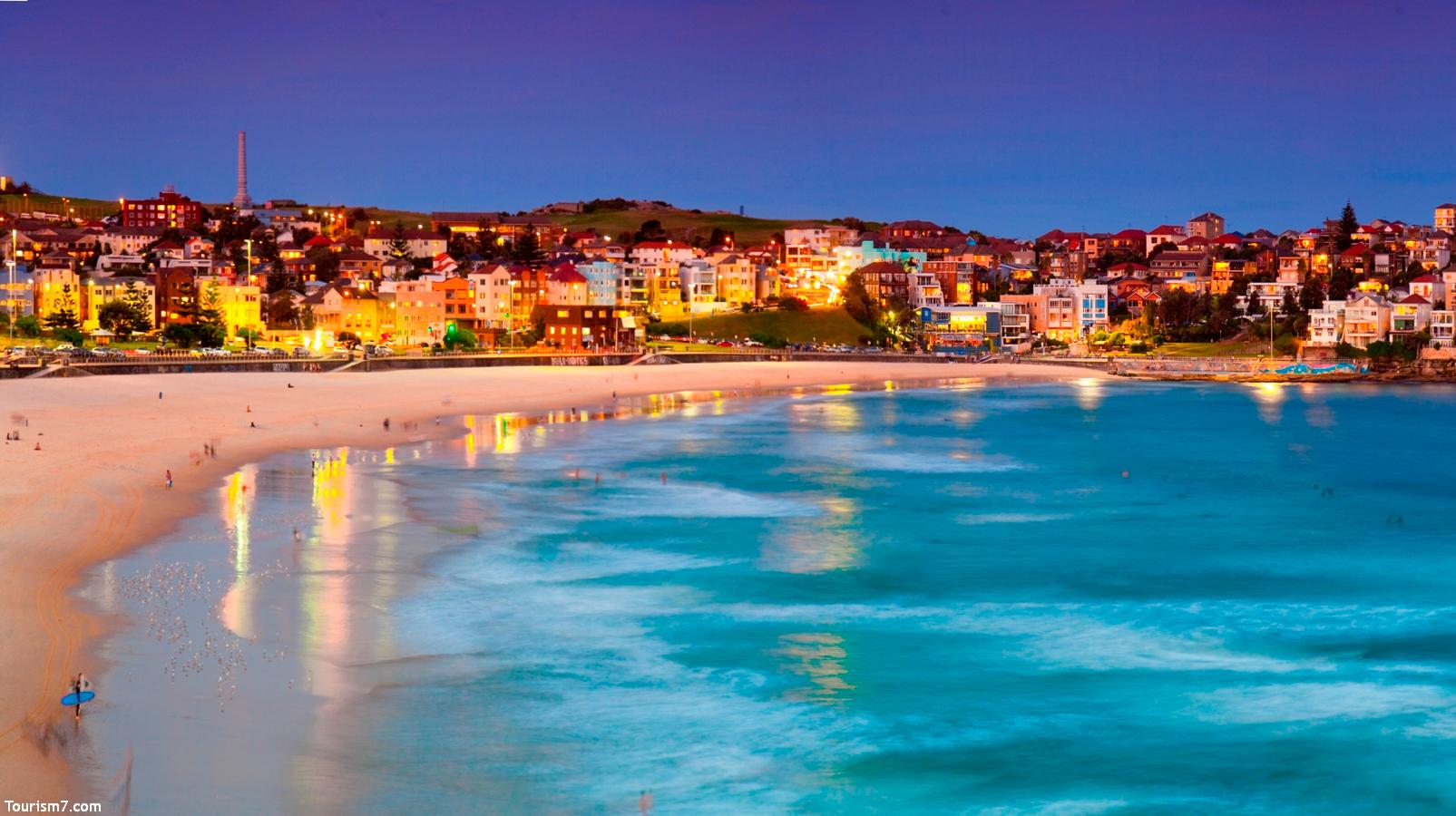 ساحل بوندی در استرالیا