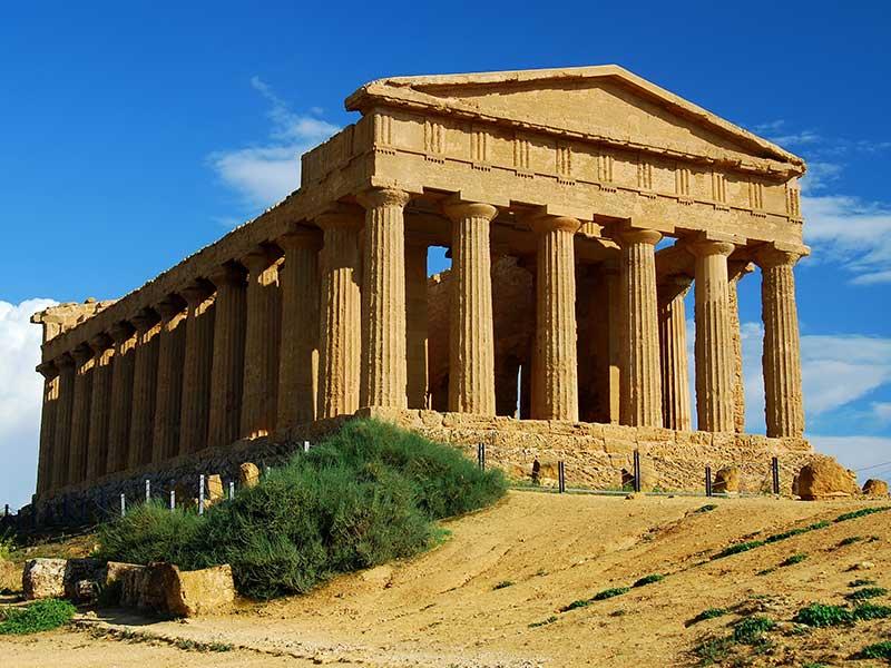 جاذبه های توریستی جزیره سیسیل ایتالیا