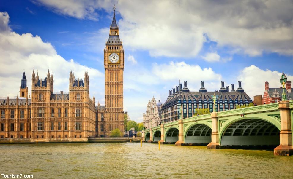 تاور بریج در لندن