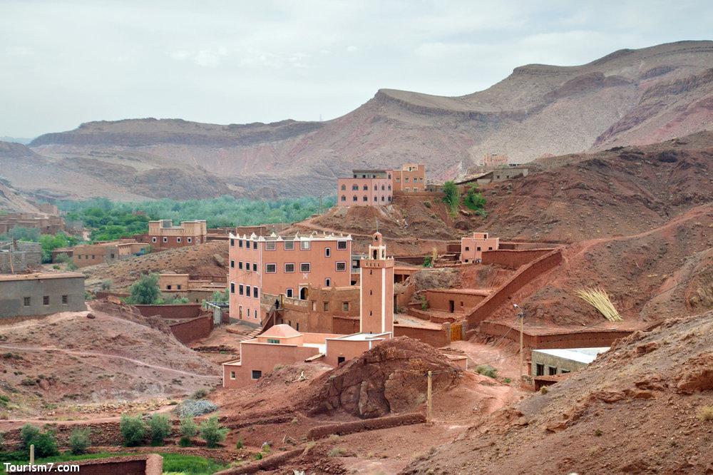 روستاهای دره Dades مراکش