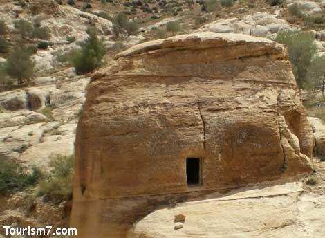 شهر تاریخی پترا در کشور اردن