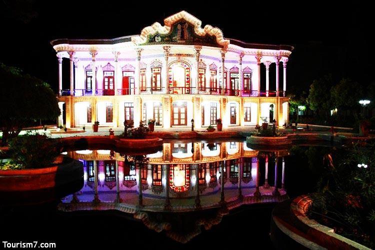 عمارت باغ شاپوری