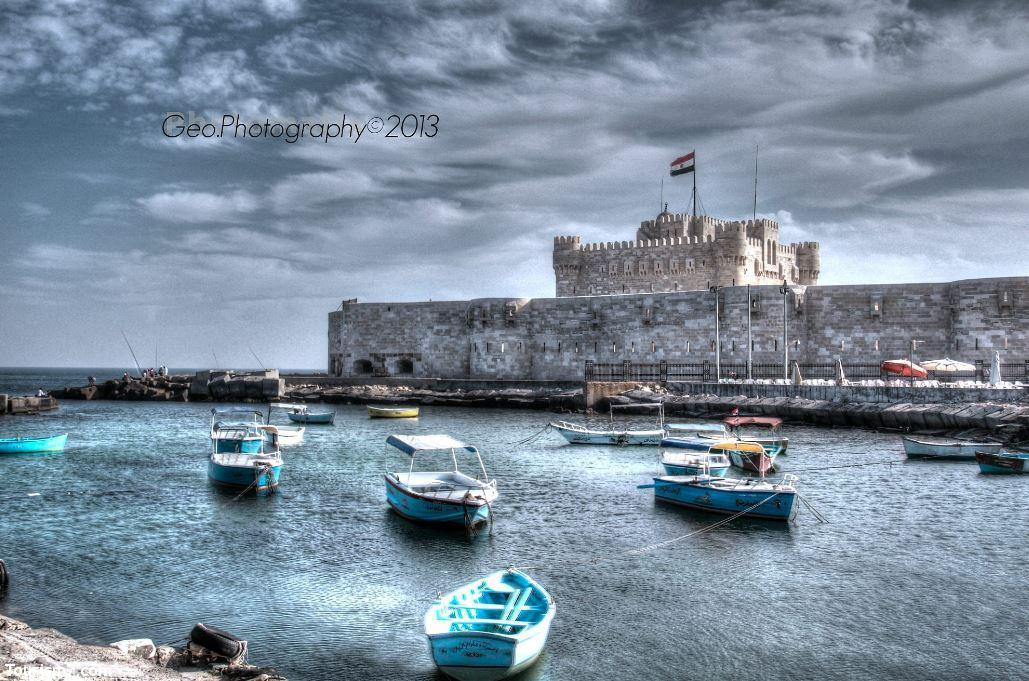 قلعه قایتبی