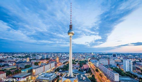 شهر برلین آلمان
