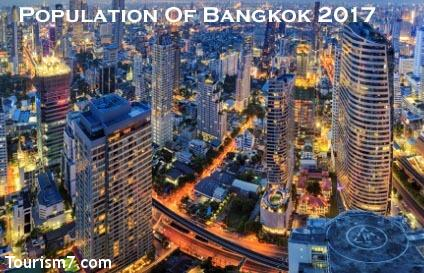 جمعیت بانکوک