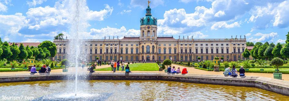 کاخ اشلوس شارلوتنبورگ