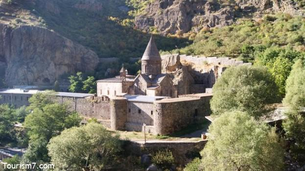 کلیسای گغارد ارمنستان