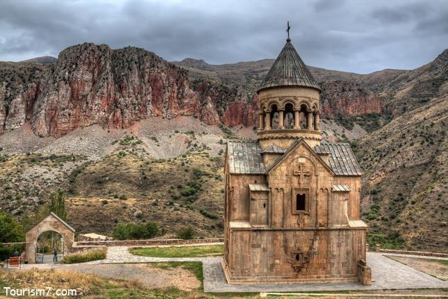 کلیسای نوراوانک ارمنستان