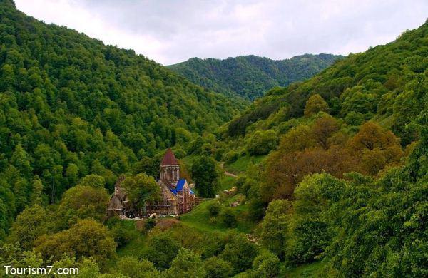 شهر دیلیجان ارمنستان