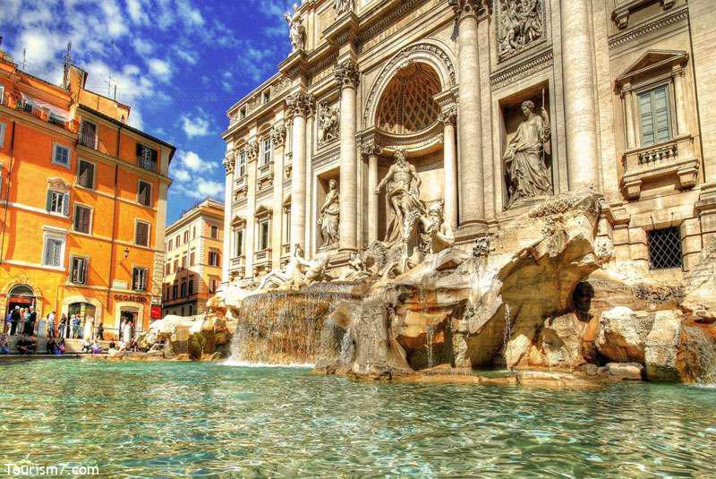 فواره تروی در رم