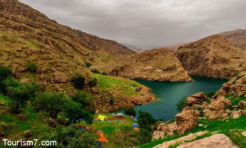 دشت سوسن در خوزستان