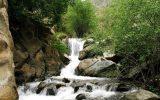 آبشار گرینه در مشهد