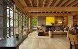 عناصر چوبی در دکوراسیون داخلی