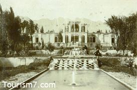 باغ تاریخی شاهزاده ماهان در کرمان